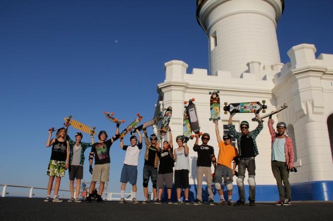 lighthouse skaters