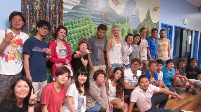 Group photo - 4.2.13